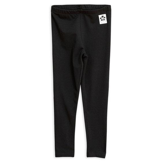 Black Classic Leggings