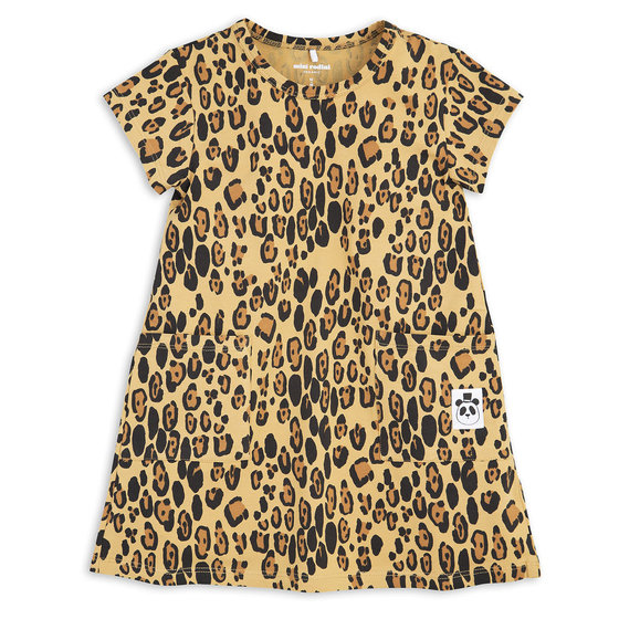 Basic Leopard Dress