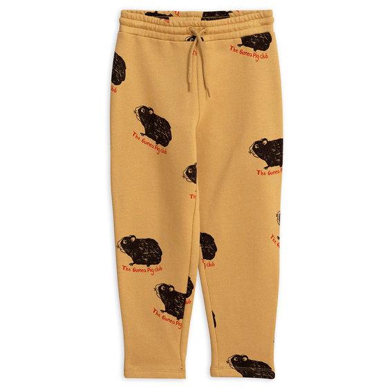 Beige Guinea Pig Sweatpants