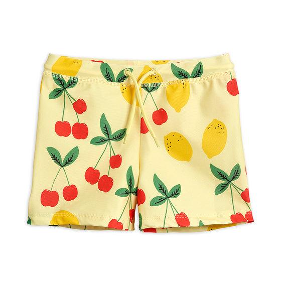Cherry Lemonade Swim Pants