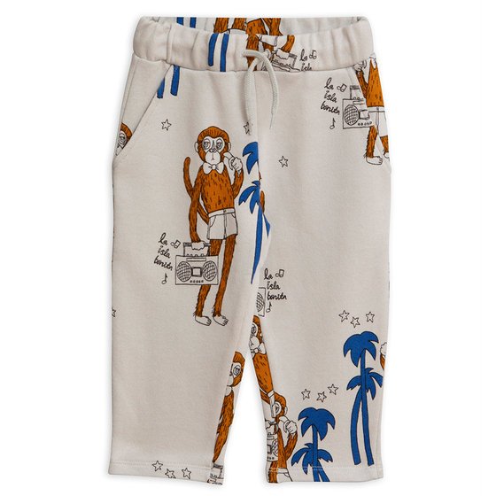 New Season: Cool Monkey AOP Sweatpants