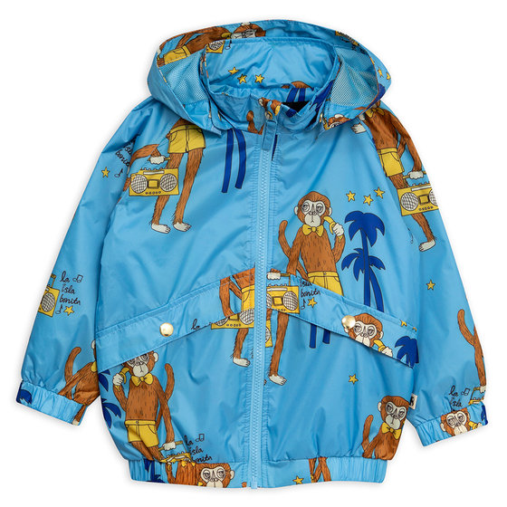 New Season: Cool Monkey Sporty Jacket