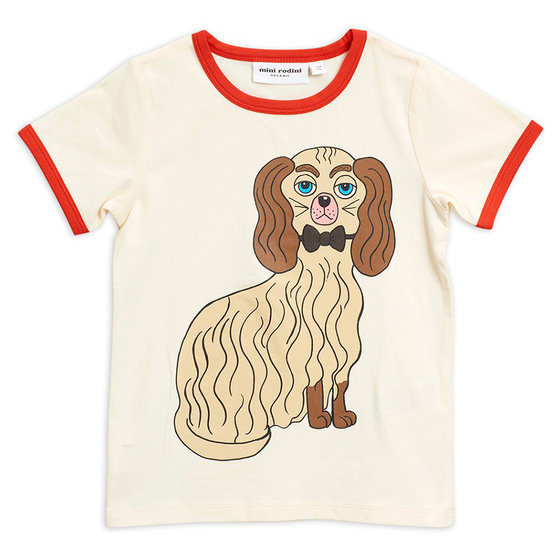 Dashing Dog SP Binding Tee