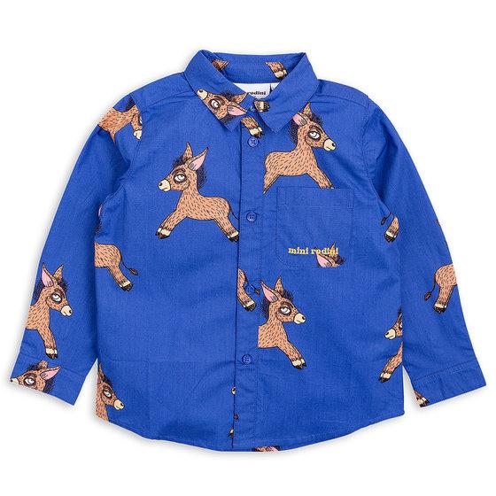 Donkey Woven Shirts