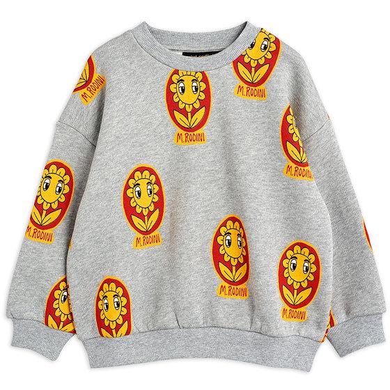 Flower AOP Sweatshirt