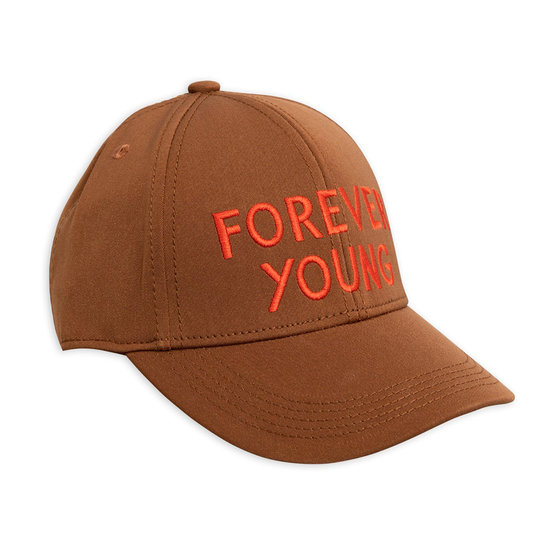 Forever Young Embroidery Cap