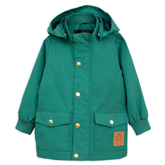 New Season: Green Pico Jacket