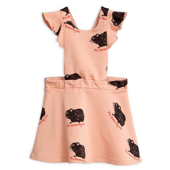 New Season: Guinea Pig Pinafore Dress