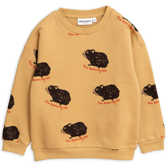 New Season: Guinea Pig Sweatshirt