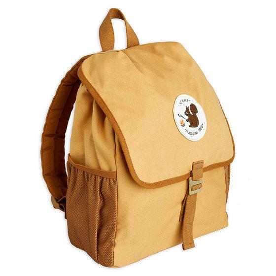Beige Hike n School Backpack