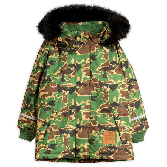 K2 Camouflage Parka