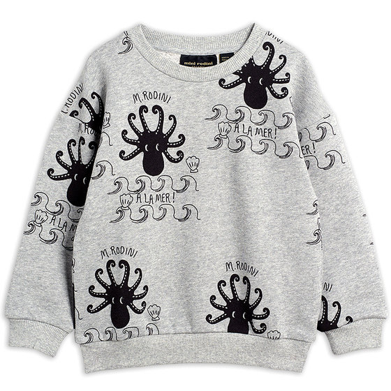 Octopus AOP Sweatshirt