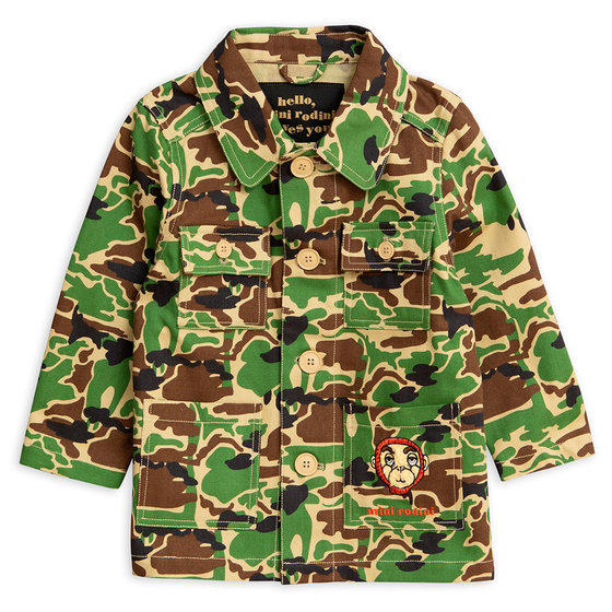 Safari Camouflage Jacket