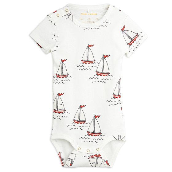 Sailing Boats AOP SS Body