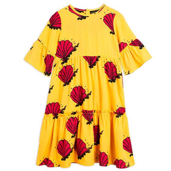 Shell Woven Dress