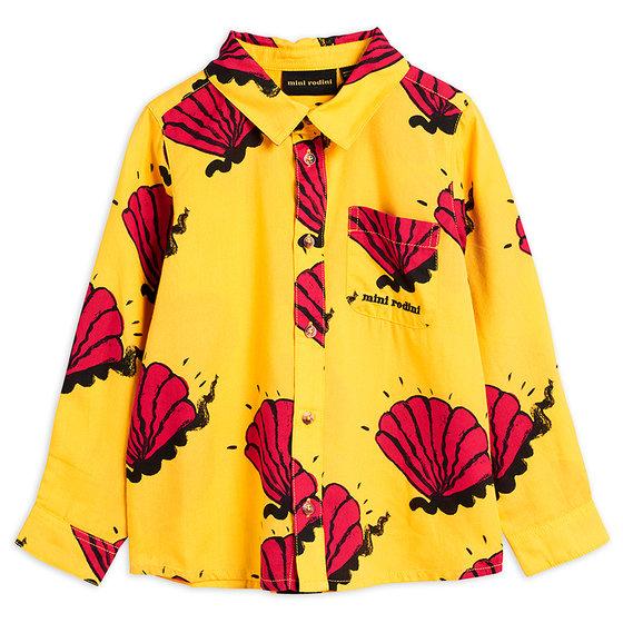 Shell Woven Shirt