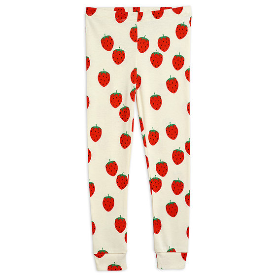 Strawberry AOP Leggings