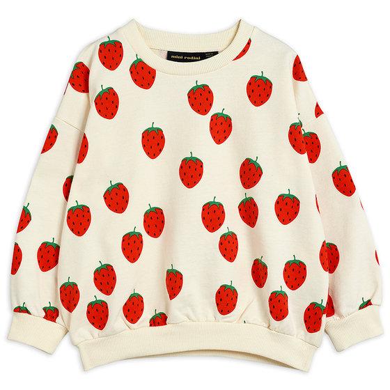 Strawberry AOP Sweatshirt
