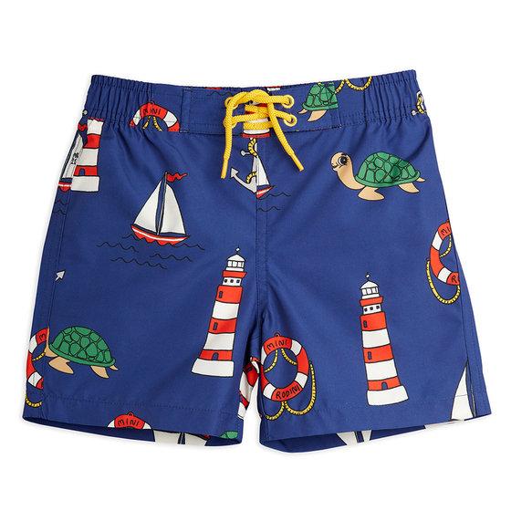 Turtle Float Swim Shorts