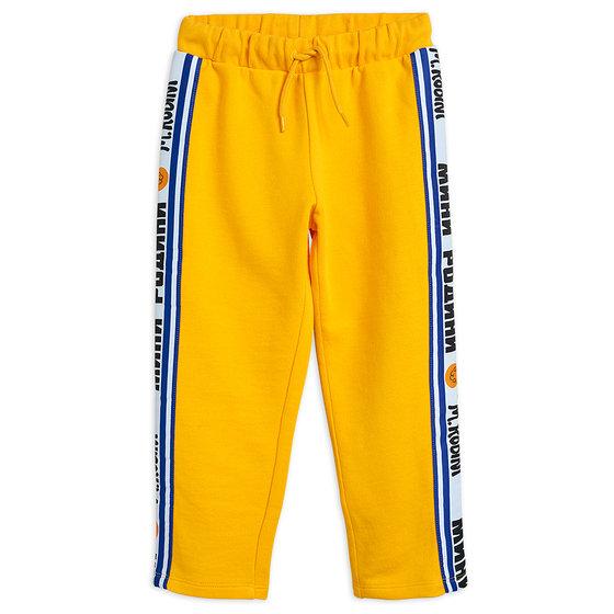 Yellow Moscow Sweatpants