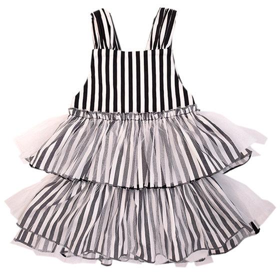 Striped Harley Dress