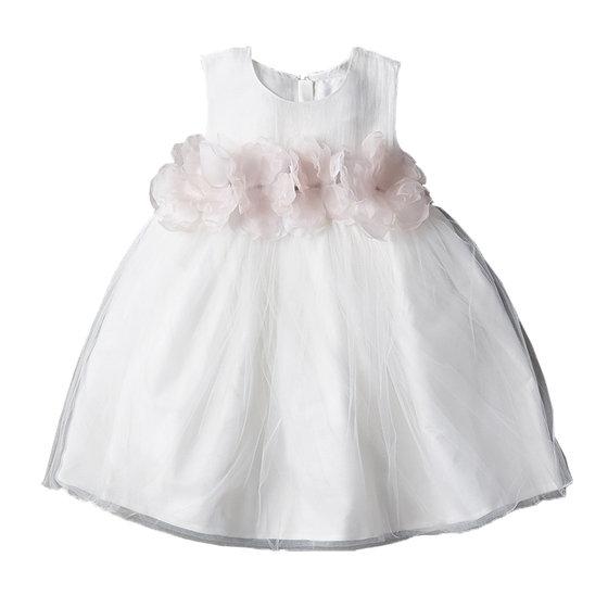Blossom Dress in White
