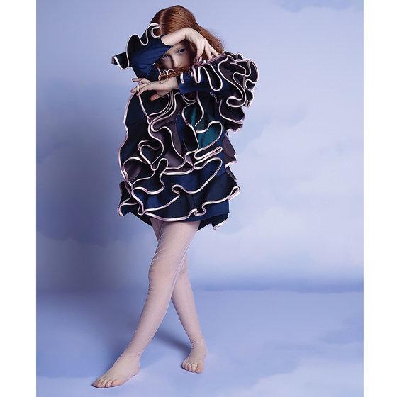 Curly Dress