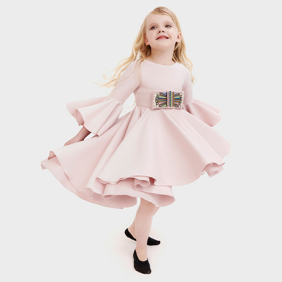 Daughter of the Goddess: Brigit Dress
