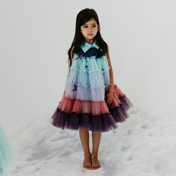 """Girl """"Level"""" Dress"""