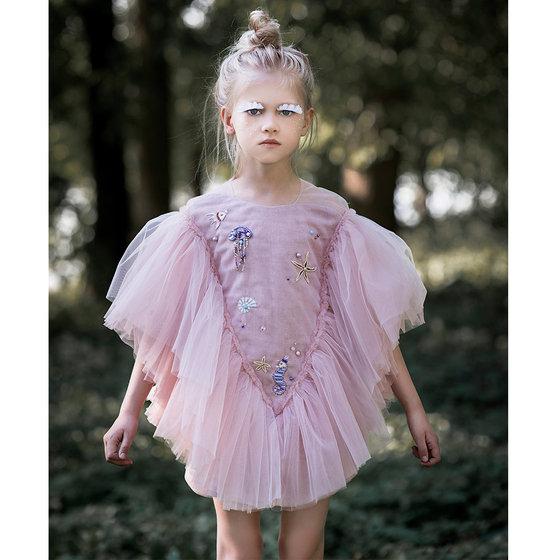 Pink Ocean Dress