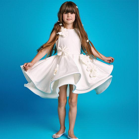Doodle Story: Spinner Dress