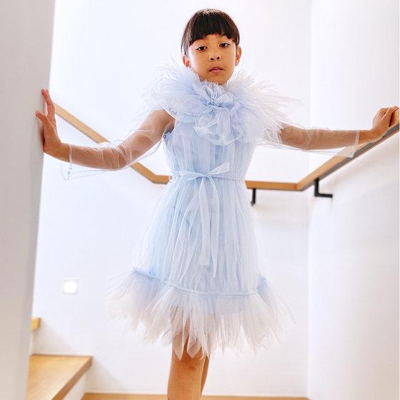Tender Dress in Blue