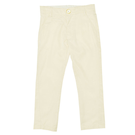 "Cream ""Oier"" Pants"