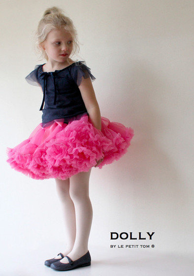 Dolly Pinkest Pink Pettiskirt