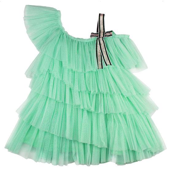 Leila Dress in Mint