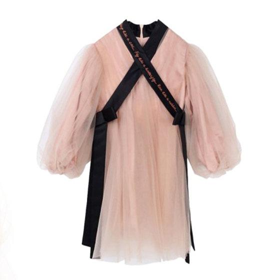 New Season: Nude Elison Dress