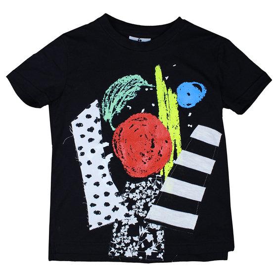 Xander T-shirt in Black