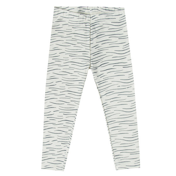 Legging Ocean Waves