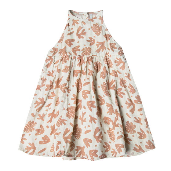 Zoey Maxi Dress Sealife