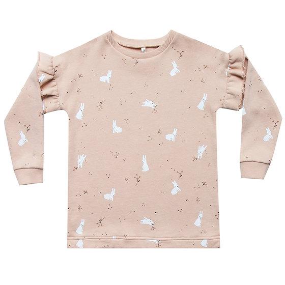 New Season: Snow Bunny Sweatshirt Dress