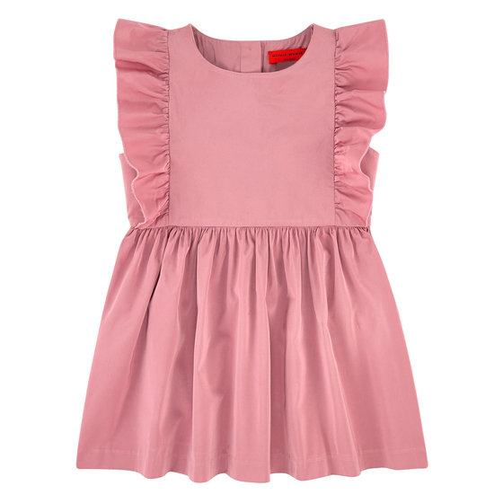 Satin Taffeta Dress