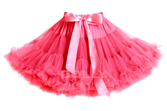 Dolly Watermelon Pink Pettiskirt