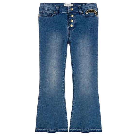Girls Dernilla Flare Fit Jeans
