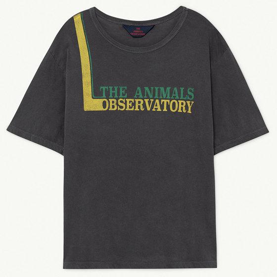 Black Rooster Oversize T-shirt
