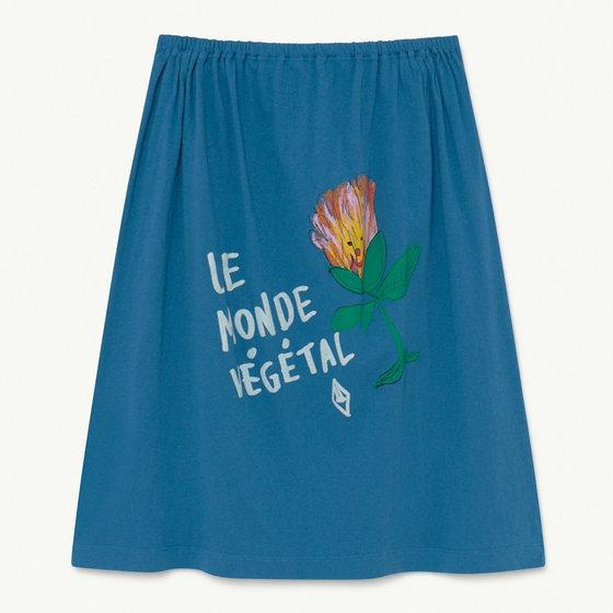 Blue Le Monde Skirt