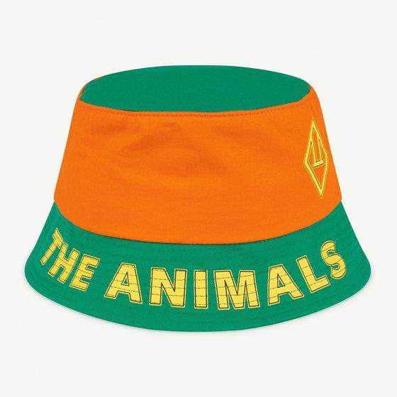 Orange Logo Starfish Hat