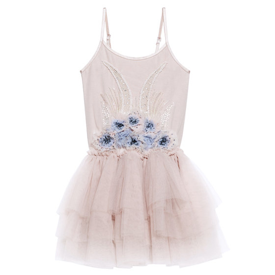 Desert Rose Tiered Tutu Dress