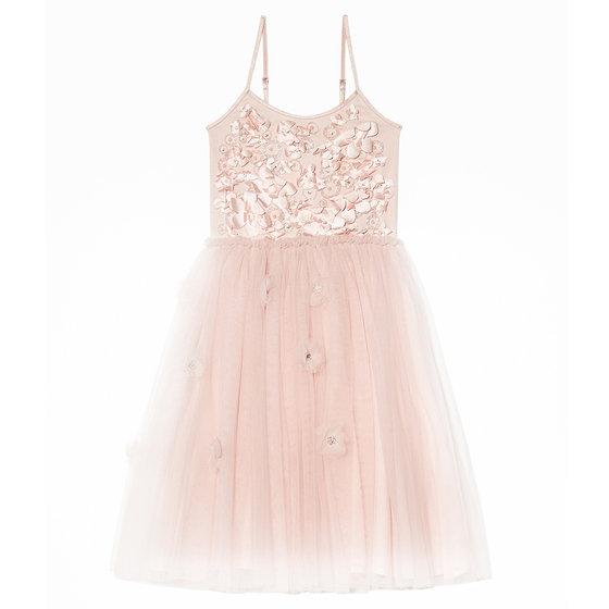 Shimmering Petals Tutu Dress