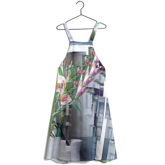 "Girl Stillness Print ""Mafalda"" Dress"