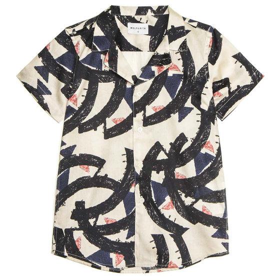 Bruno Broken Fall Woven Shirt